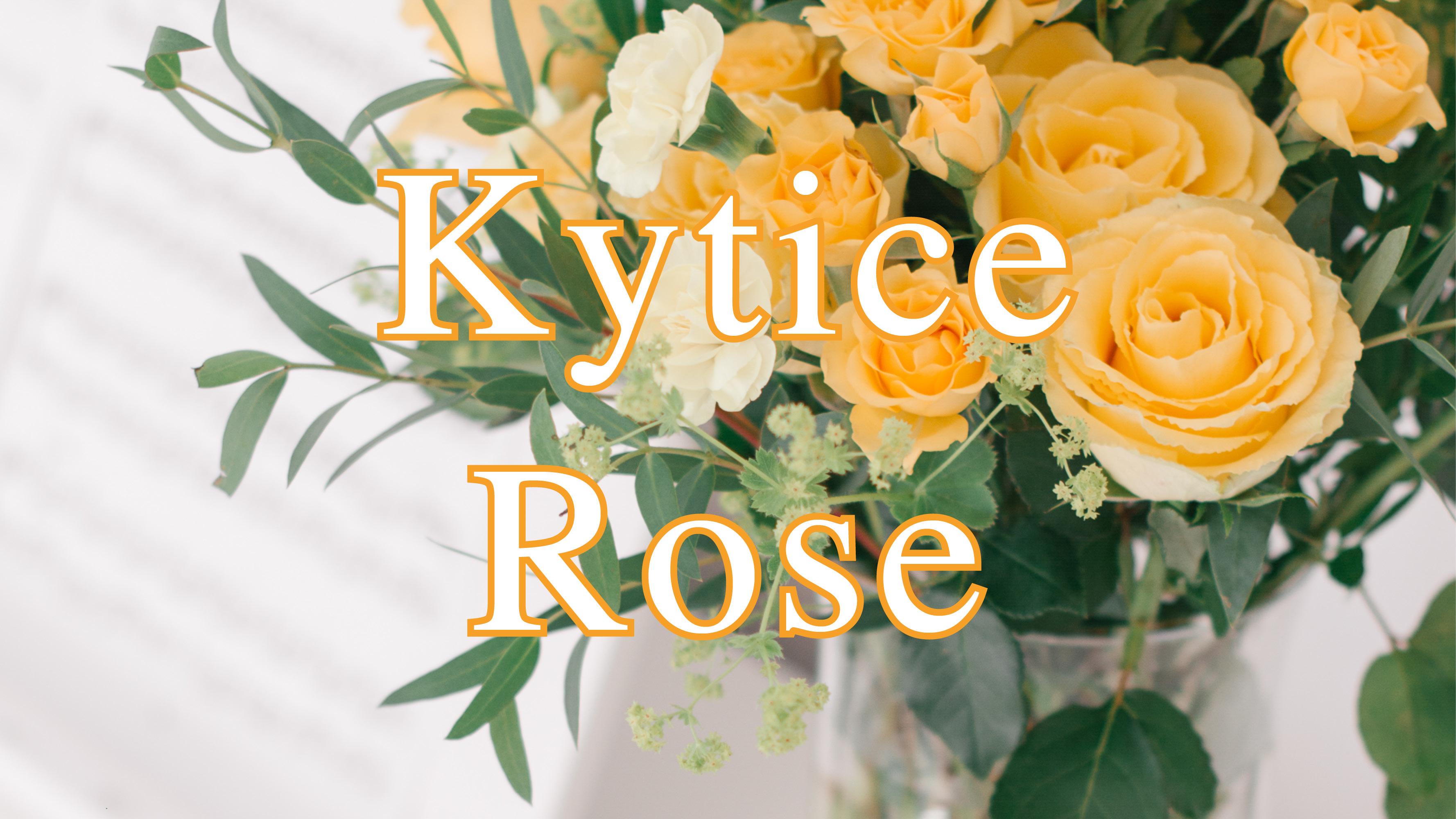 Kytice Rose